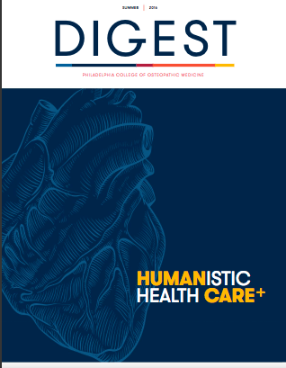 Digest Magazine Cover