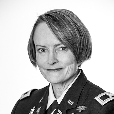 Col. Mary Virginia Krueger