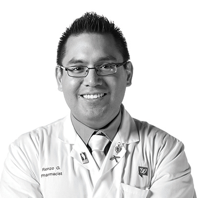 Renzo Gonzalez, PharmD '16 (PCOM School of Pharmacy – Georgia Campus)