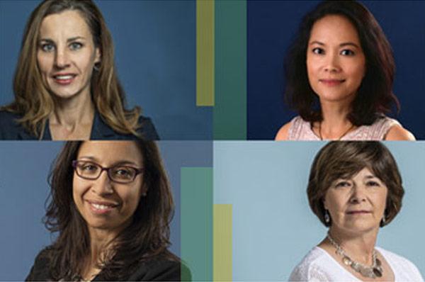 Women Who Lead: Fifteen Alumnae Stories
