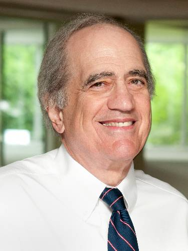 Headshot photograph of Frederick Goldstein, PhD, PCOM's lead researcher on THC and pain management