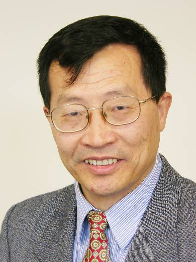 Professional headshot photograph of Desuo Wang, PhD, MD