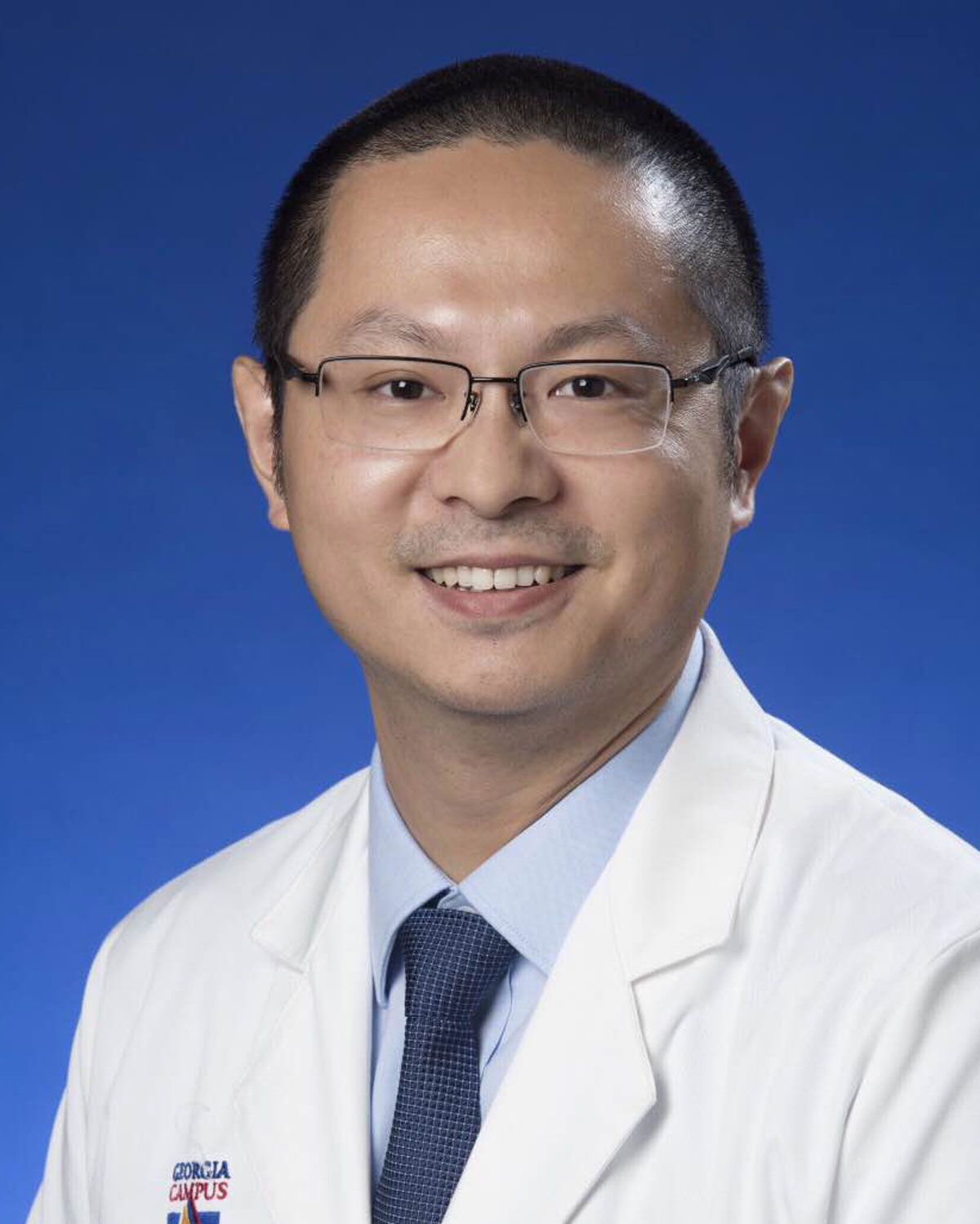 Headshot photograph of Hua Ling, PharmD