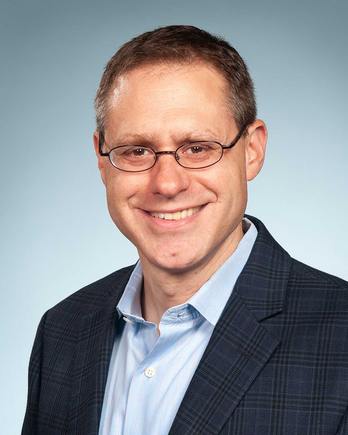 Professional headshot photo of Michael Srulevich, DO, MPH