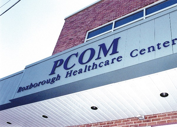 PCOM Healthcare Office in the Roxborough neighborhood of Philadelphia, PA