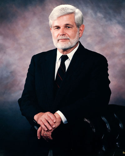 J. Peter Tilley was selected as Philadephia College of Osteopathic Medicine president in November 1984.