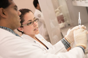 PCOM offers the Doctor of Osteopathic Medicine program on both campuses.