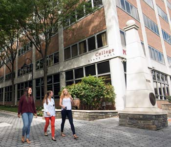 PCOM has locations in Philadelphia, Pennsylvania and in Suwanee and Moultrie, Georgia.