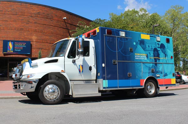 Mobile Medical Education Lab Unveiled