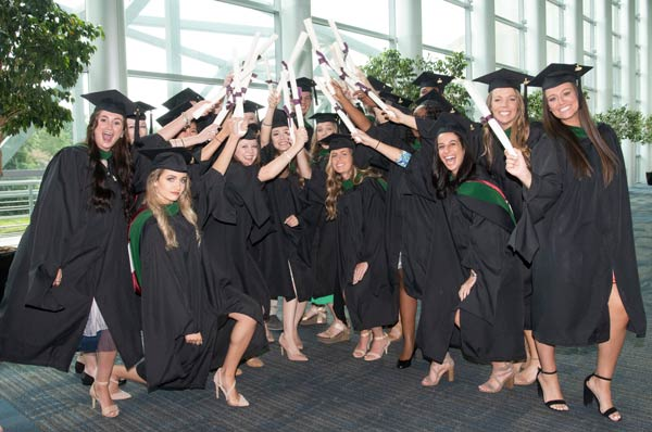Students Earn PA Degree in 2019 Commencement Ceremony