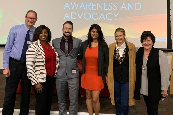 Panelists Address Addiction at Road to Recovery Event