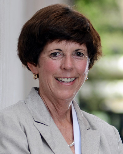 Professional headshot photograph of Linda Adkison, PhD