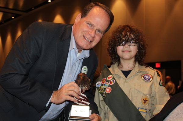 Eagle Scouts Laud Dedication and Perseverance Learned in Scouting