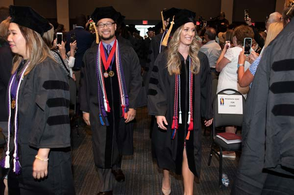 PCOM Georgia Holds 11th Commencement Ceremony