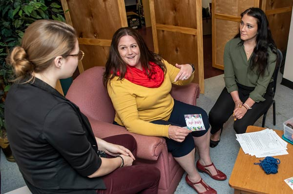 Pre-Clinical Shadowing Sets Up Counseling Students for Success