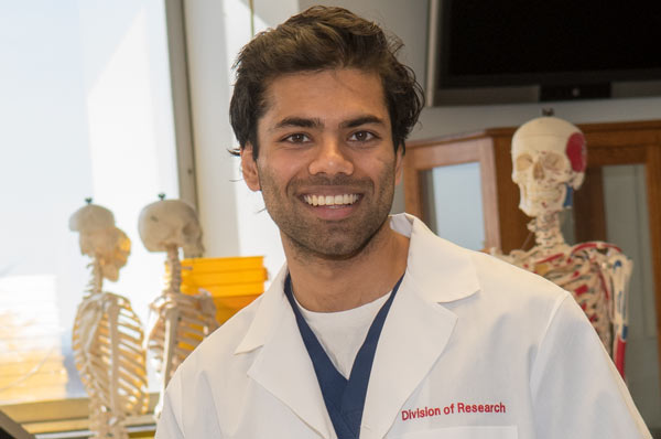 Student Research Spotlight: Vishwant Tatagari