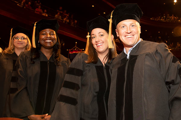 PCOM Celebrates Graduate Programs Commencement