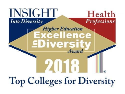 INSIGHT Into Diversity Higher Education Excellence in Diversity (HEED) Award 2018 logo