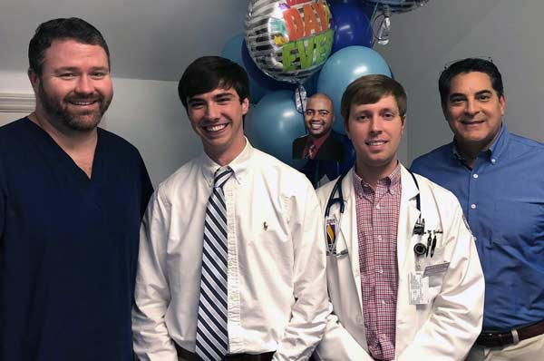 Match Day Brings Doctors to Southwest Georgia While Construction Continues
