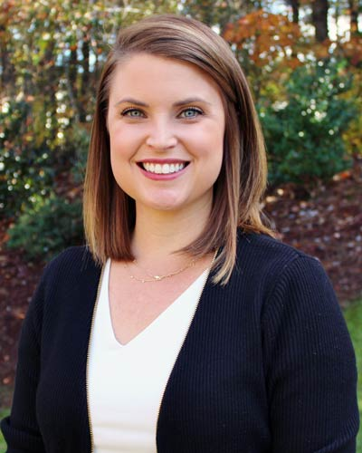 Photograph of Dana Brooks, assistant director of admissions at PCOM South Georgia