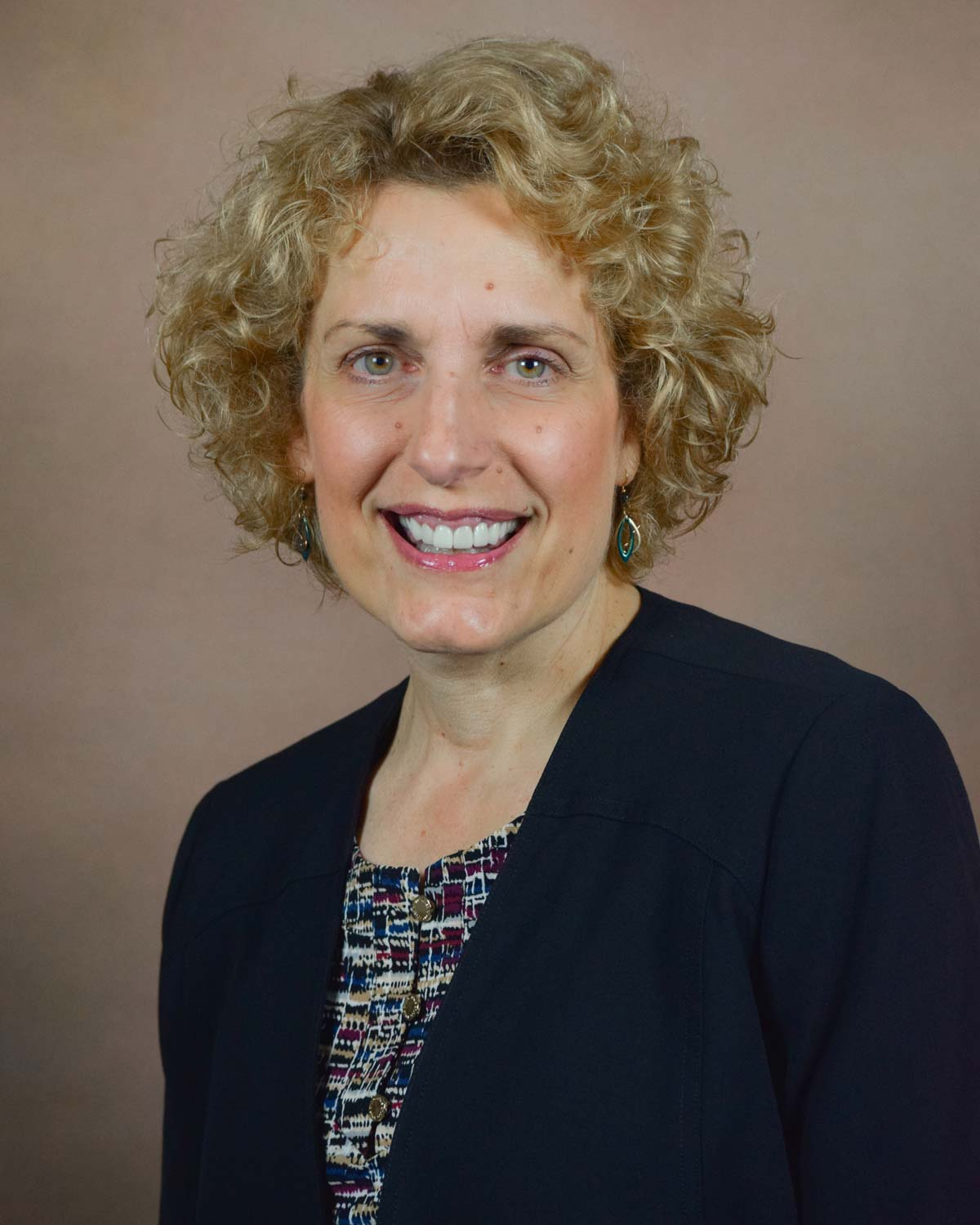 Professional headshot of Joanne Jones, MBA