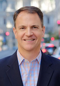 Professional headshot photograph of Dean Miller